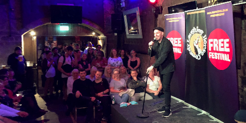 The Free Edinburgh Fringe Festival 2020 Online: Free Comedy ...