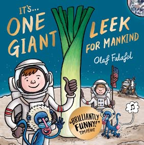 Olaf Falafel - It's One Giant Leek For Mankind