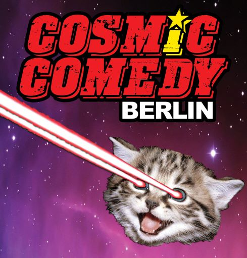 Cosmic Comedy Berlin