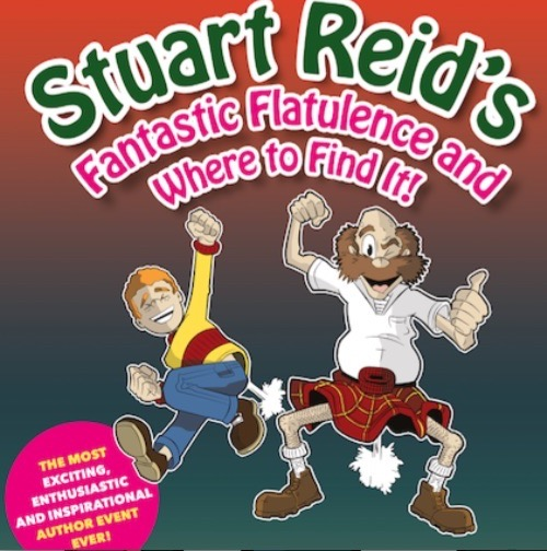 Fantastic Flatulence and Where to Find It