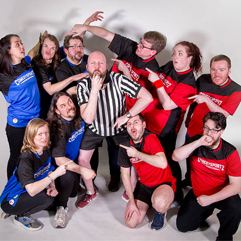 ComedySportz UK