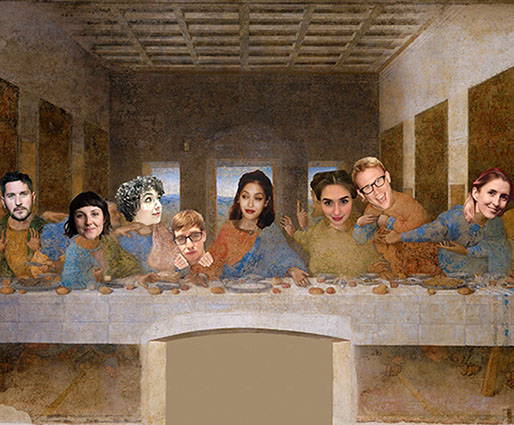 The Last Supper: 7 Deadly Sins
