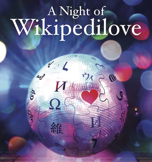A Night of Wikipedilove