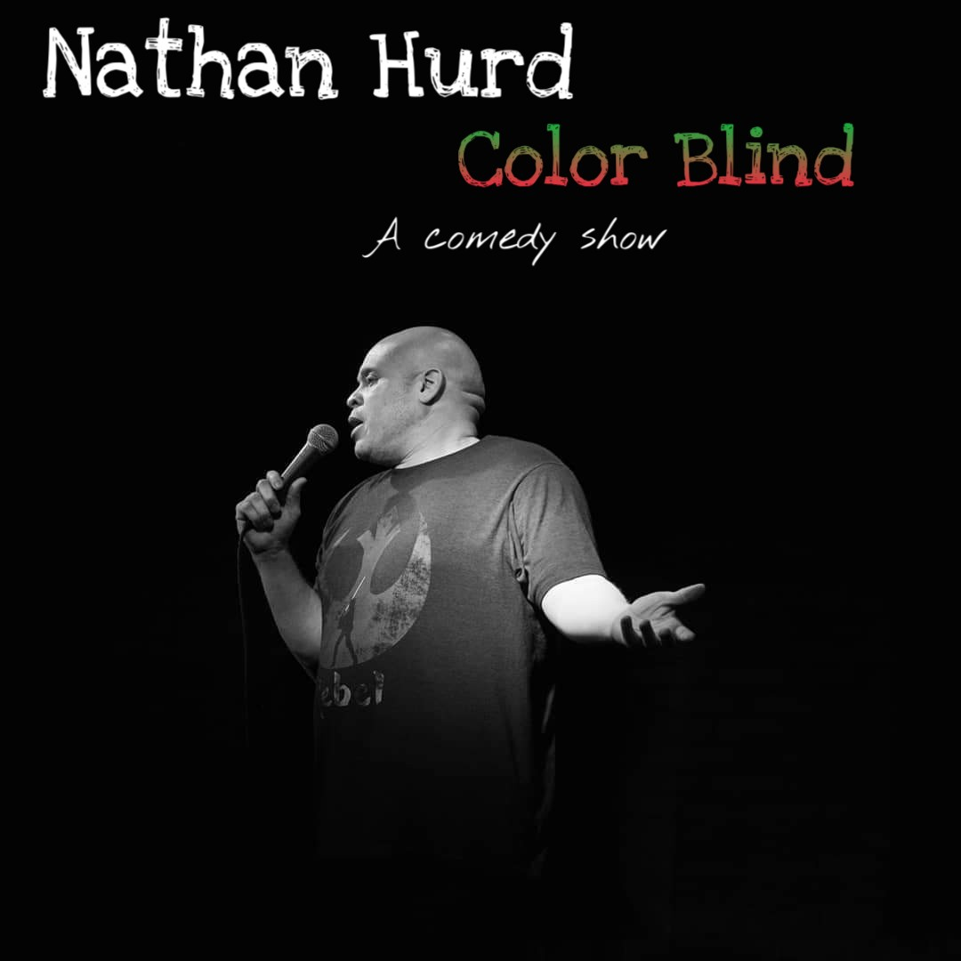 Nathan Hurd: Colour Blind