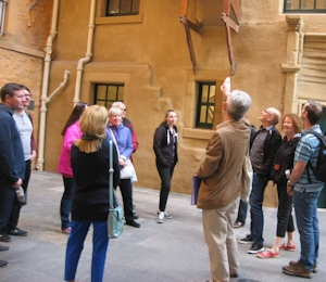 Walking Tours of the Historic Royal Mile