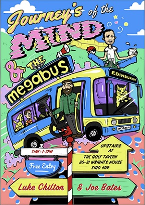 Journeys of the Mind and the Megabus