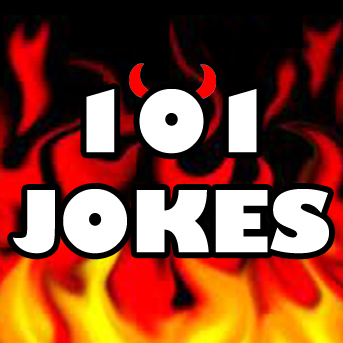 Aaaaaaargh it's 101 Naughty jokes in 30 minutes