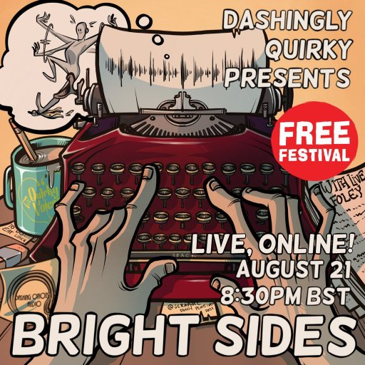 Dashingly Quirky 2021 - Bright Sides