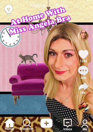 At Home With Miss Angela Bra